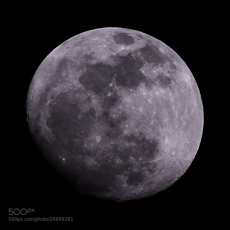 Photograph Luna by Jesús J. García Pérez on 500px
