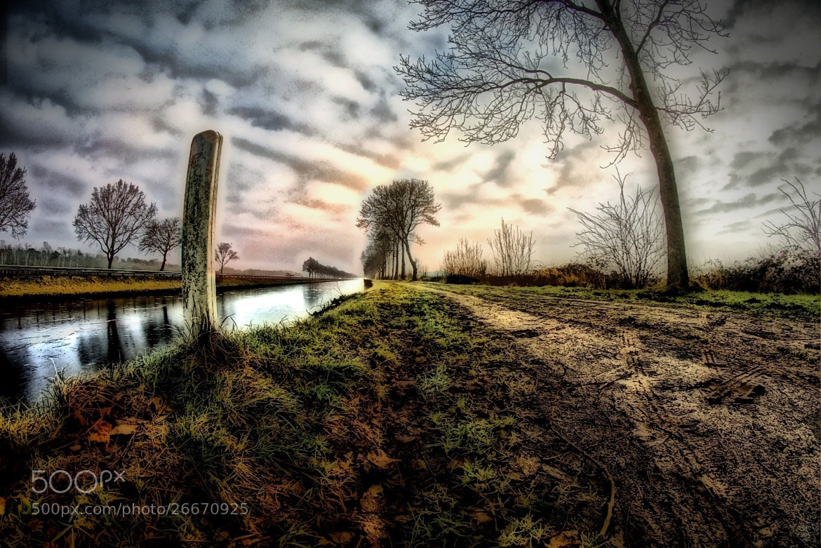 Photograph Landscape Meppel by Roderik van Loef on 500px