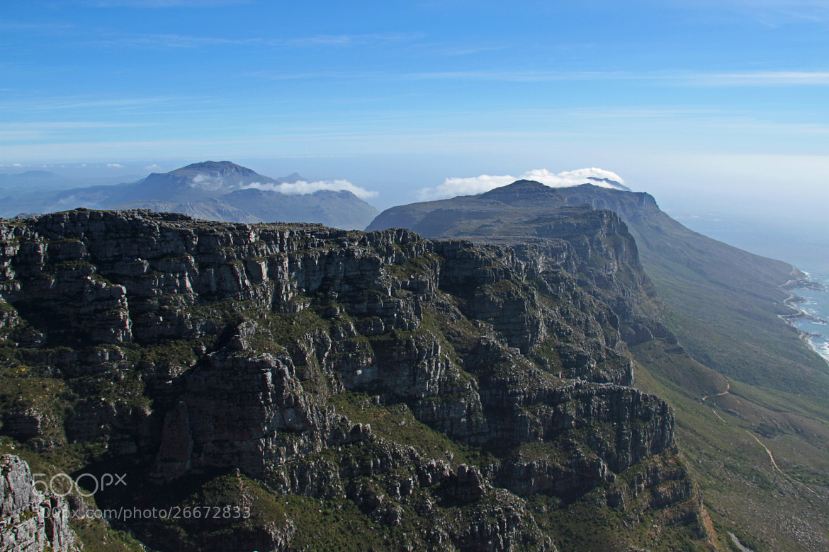 Photograph Panaroma from Table Mountain by Hakki Arican on 500px