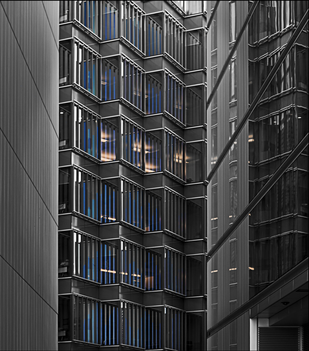 Photograph The Cells by Christopher Dalby on 500px
