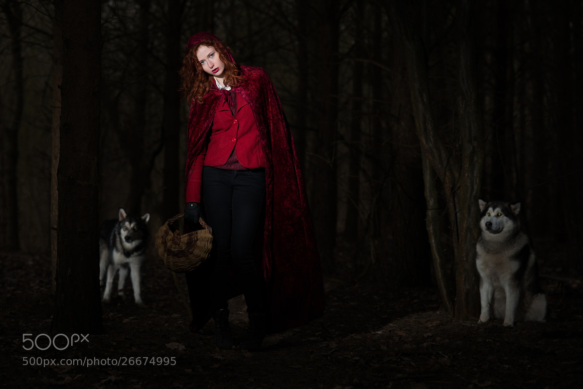 Photograph red ridden hood by Finn  Olesen on 500px