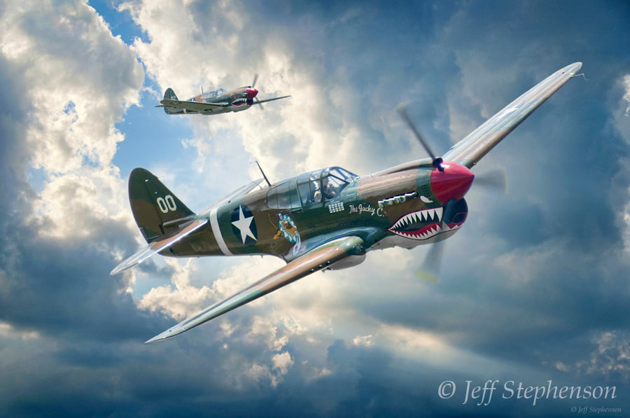 Photograph Flying Tigers by Jeff Stephenson on 500px