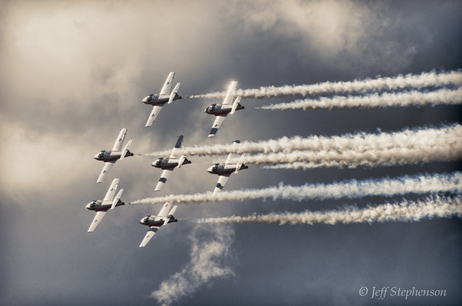 Photograph Snowbirds by Jeff Stephenson on 500px