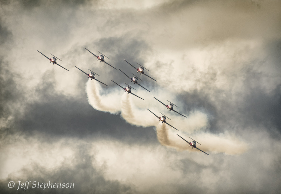 Photograph Snowbirds #2 by Jeff Stephenson on 500px