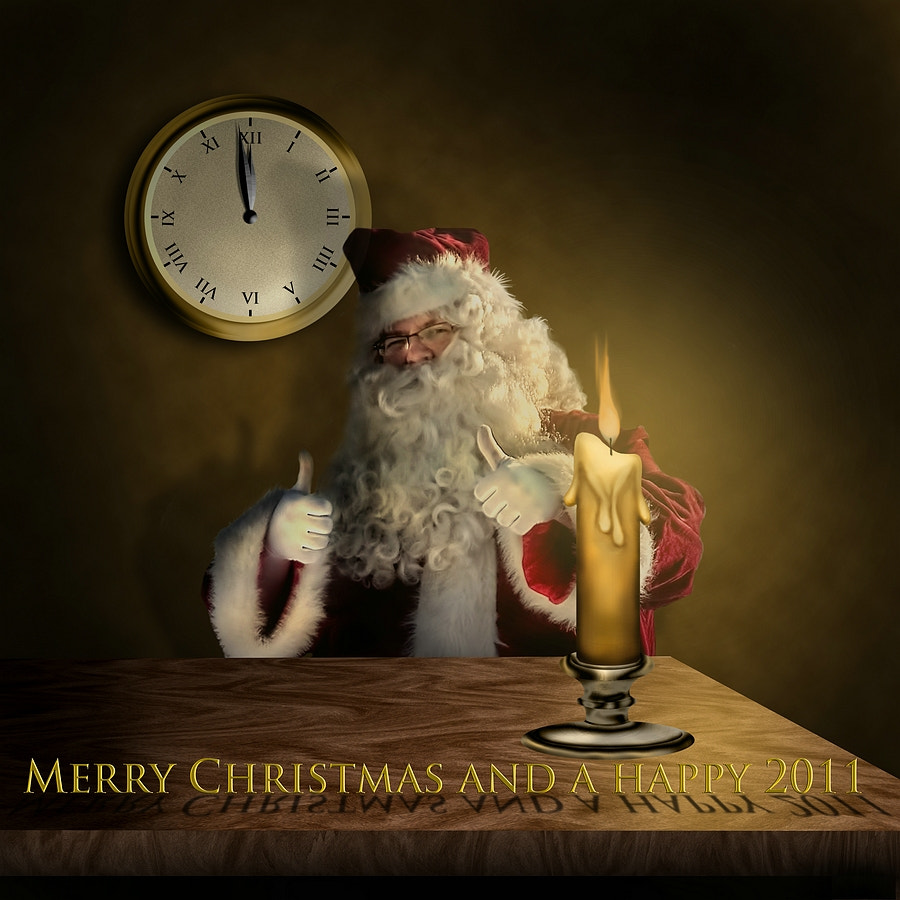Photograph Merry Christmas and a happy 2011 to all of you!  by Jeannette  Oerlemans on 500px