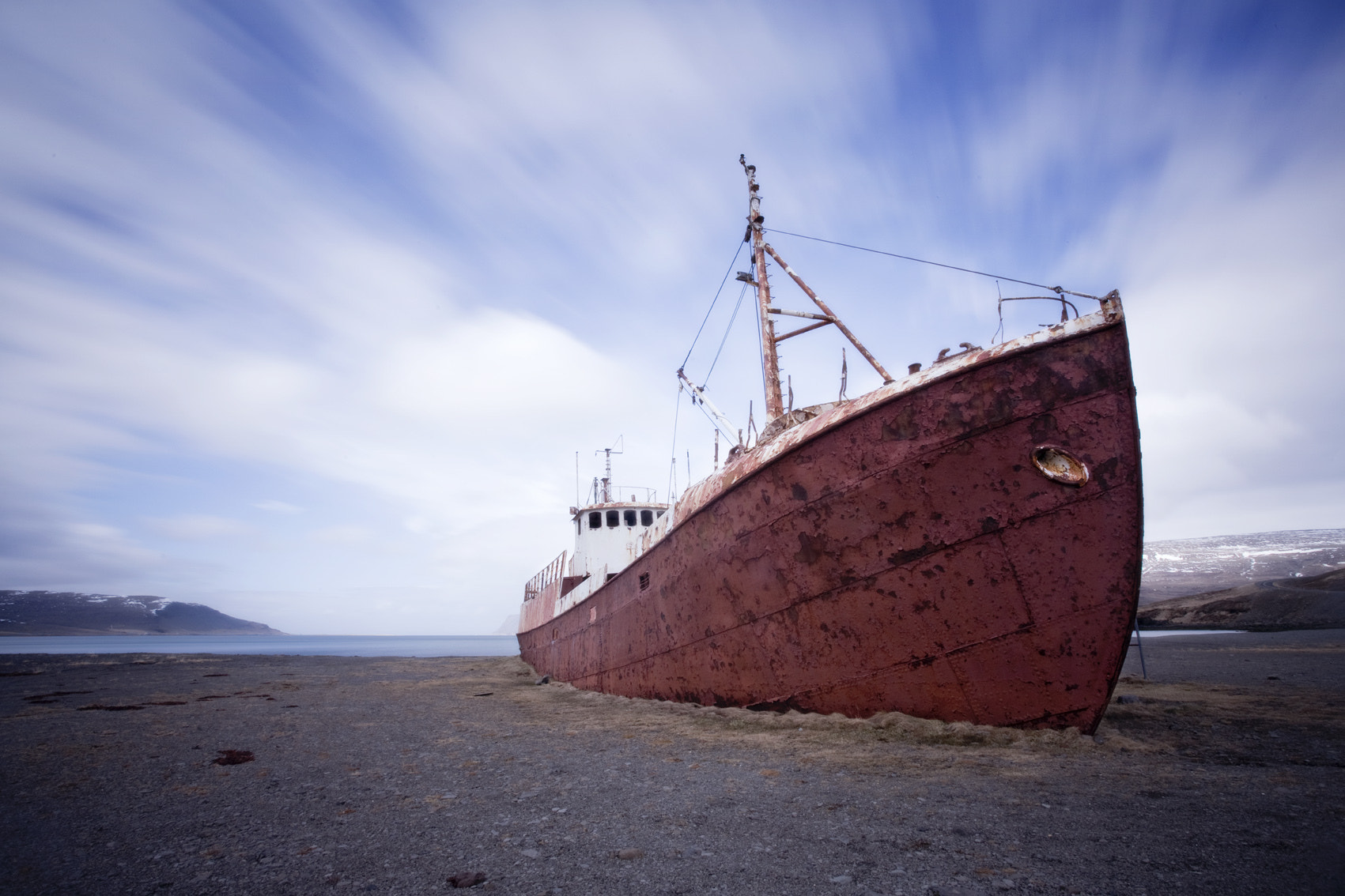Photograph Beached by Rebekka Guðleifsdóttir on 500px