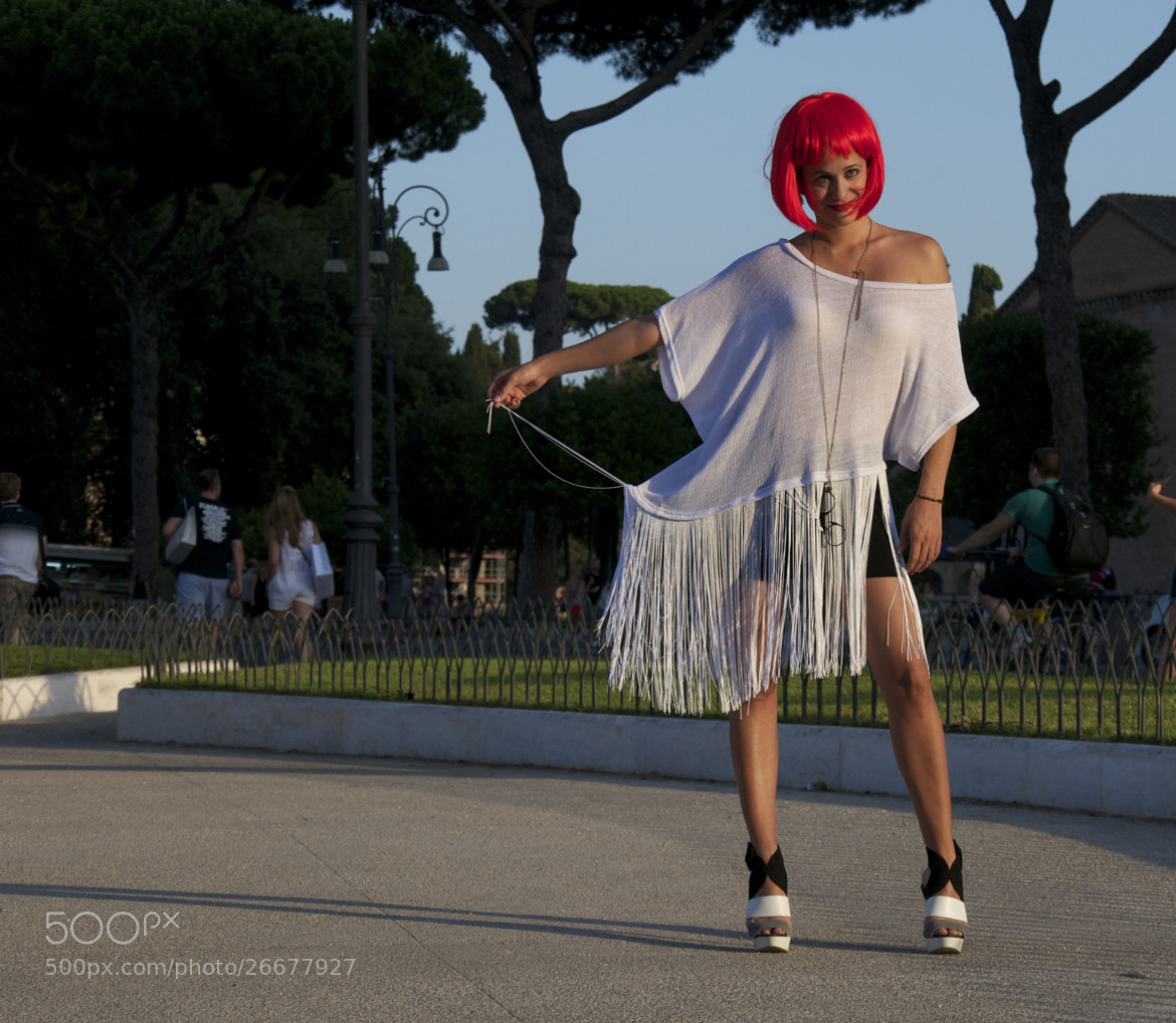 Photograph in the street Rome by Tommaso Carra on 500px