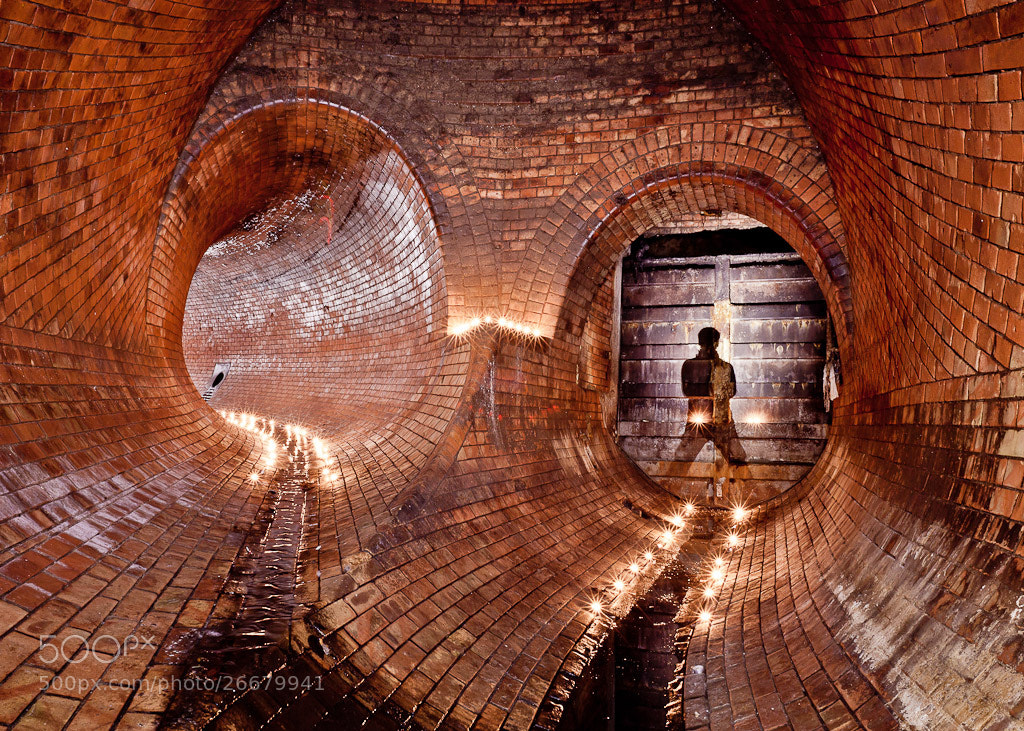 Photograph Dragon sewer by PinkF_ on 500px