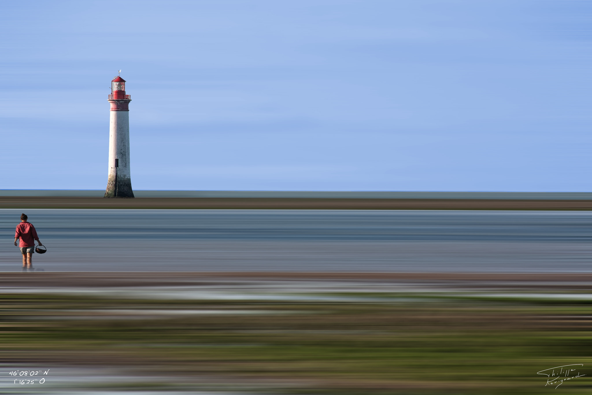 Photograph Chauveau Lighthouse by Philippe Kerignard on 500px