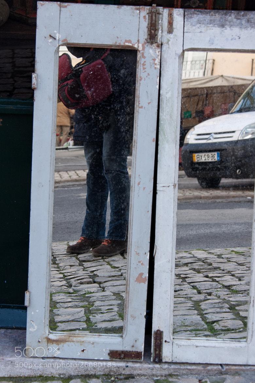 Photograph street walker by Miza Monteiro on 500px