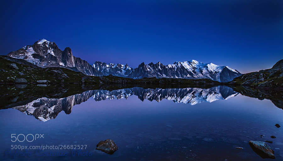 Photograph   The blue hour by Alfredo Costanzo on 500px