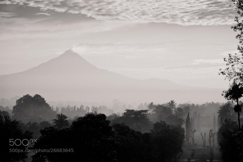 Photograph Merapi - study II - Java by Olivier Bergeron on 500px
