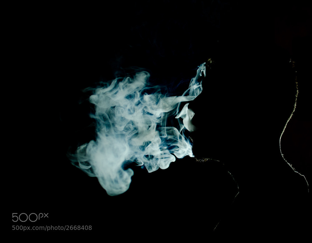 Photograph Up in Smoke by michael fear on 500px
