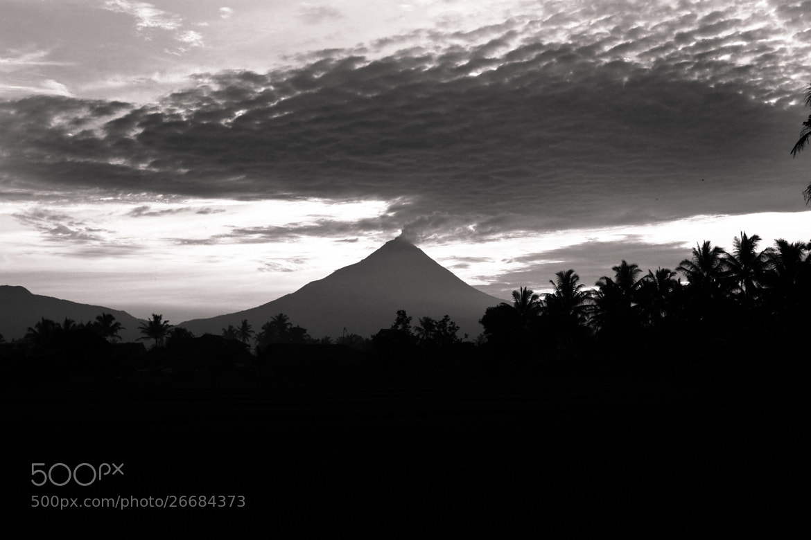 Photograph Merapi - Java by Olivier Bergeron on 500px