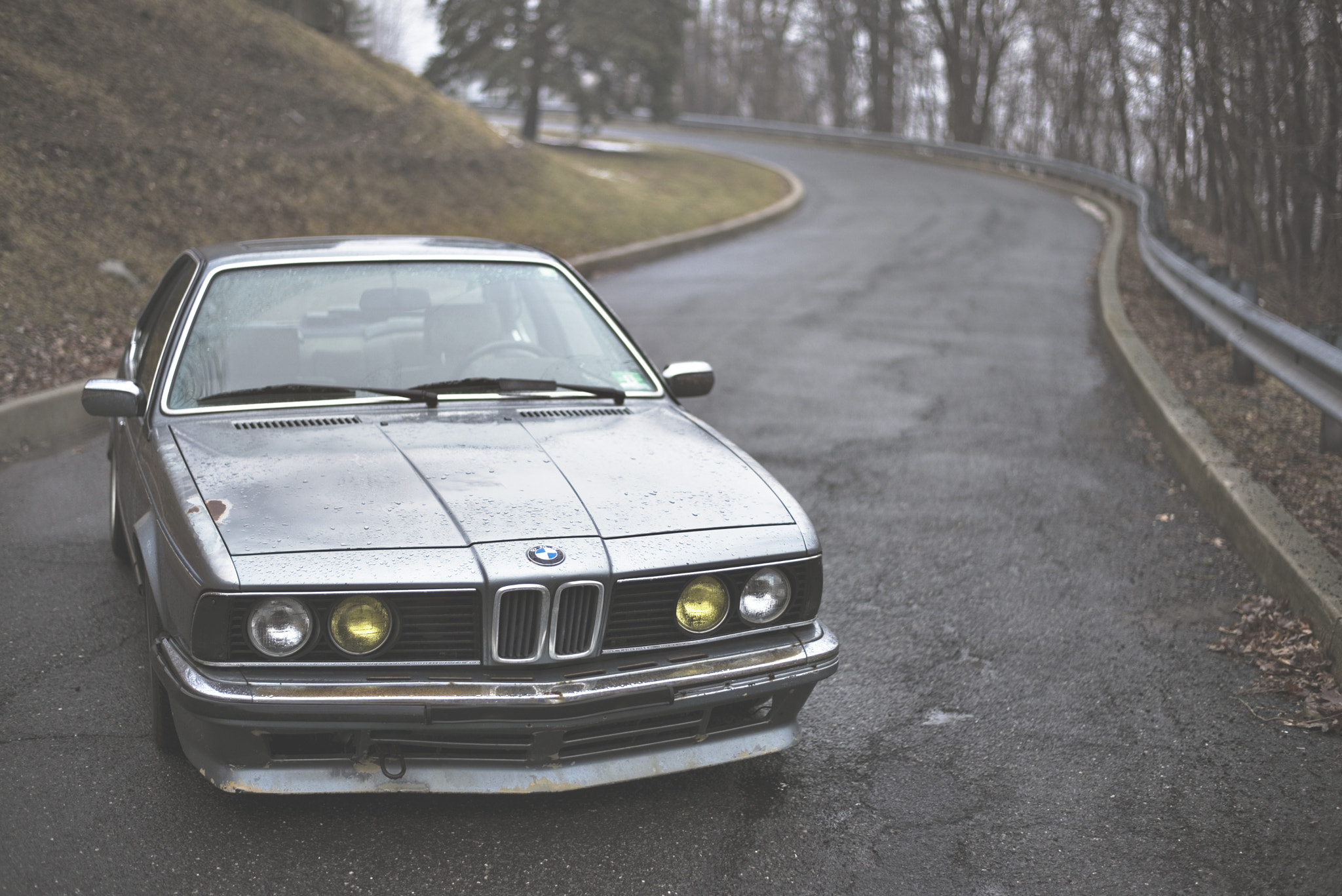 Photograph BMW E24 635 CSI by Raf Carrera on 500px