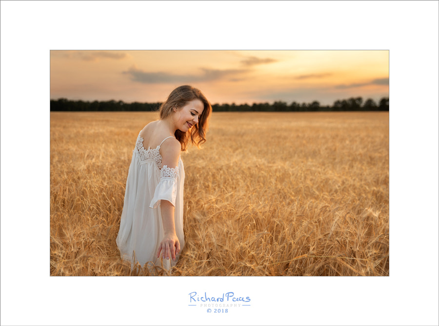 Summertime #5 (Fields of Gold) by Richard Paas on 500px.com