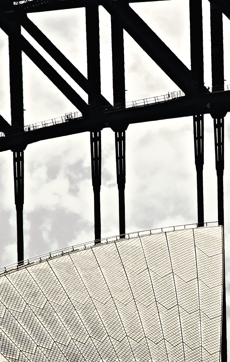 Photograph Sydney Harbour Bridge and Opera House Details by Tom Coyner on 500px