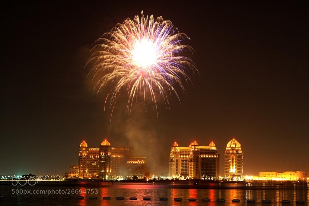 Photograph Beauty of Doha by Biman Dey Sarkar on 500px