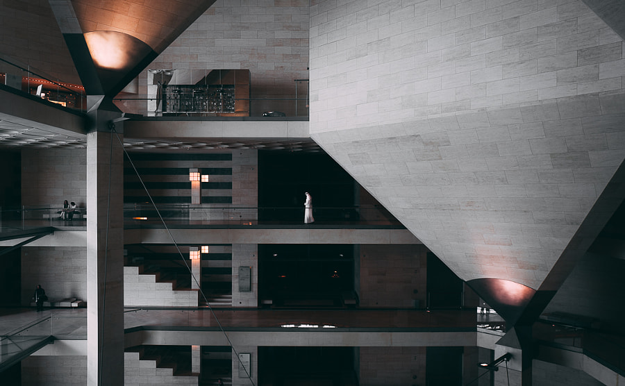 MIA Atrium III by Scott Murphy on 500px.com