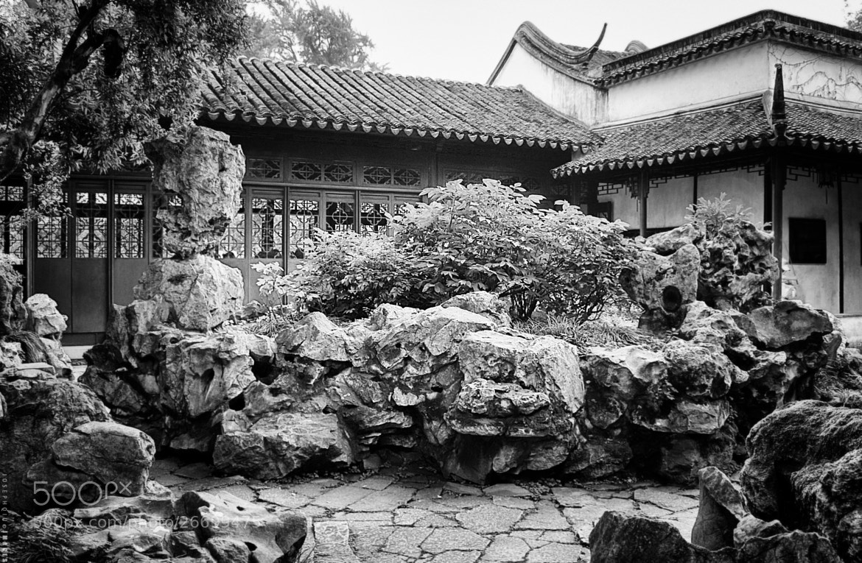 Photograph Classical Backyard by Joseph Qiu on 500px