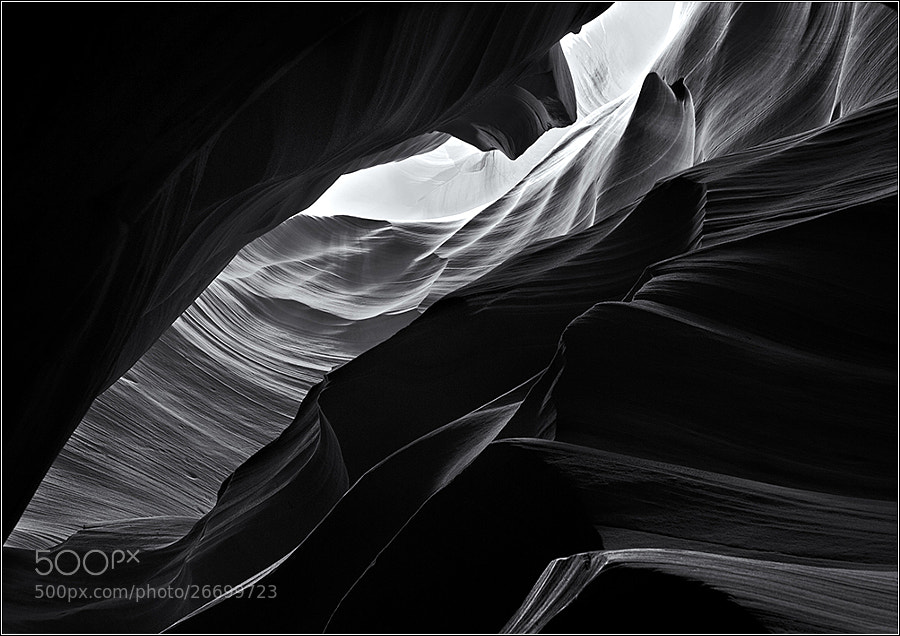 Antelope Canyon - Page, Arizona