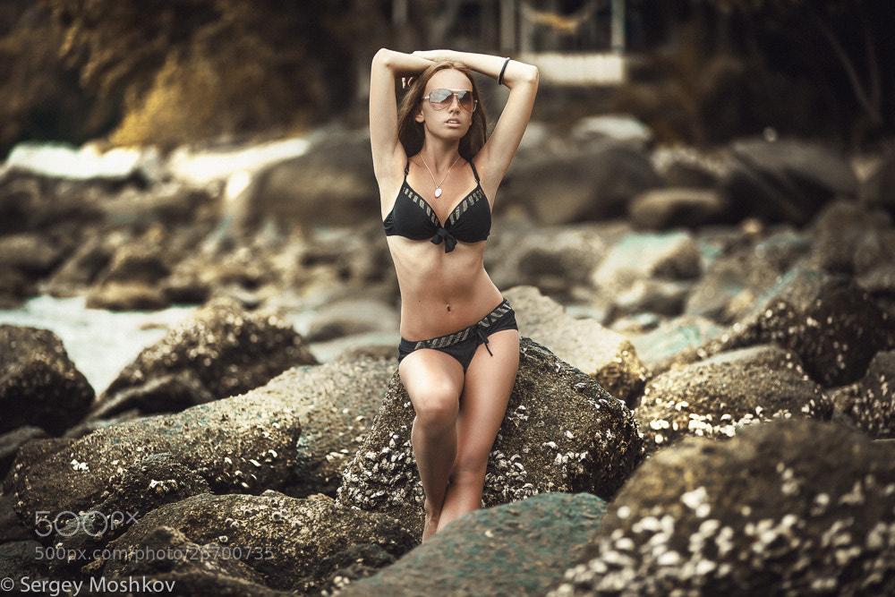 Photograph Kris by Sergey Moshkov on 500px