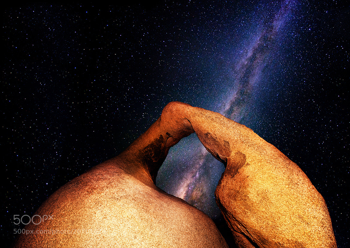 Photograph Portal to the Stars by Bsam  on 500px