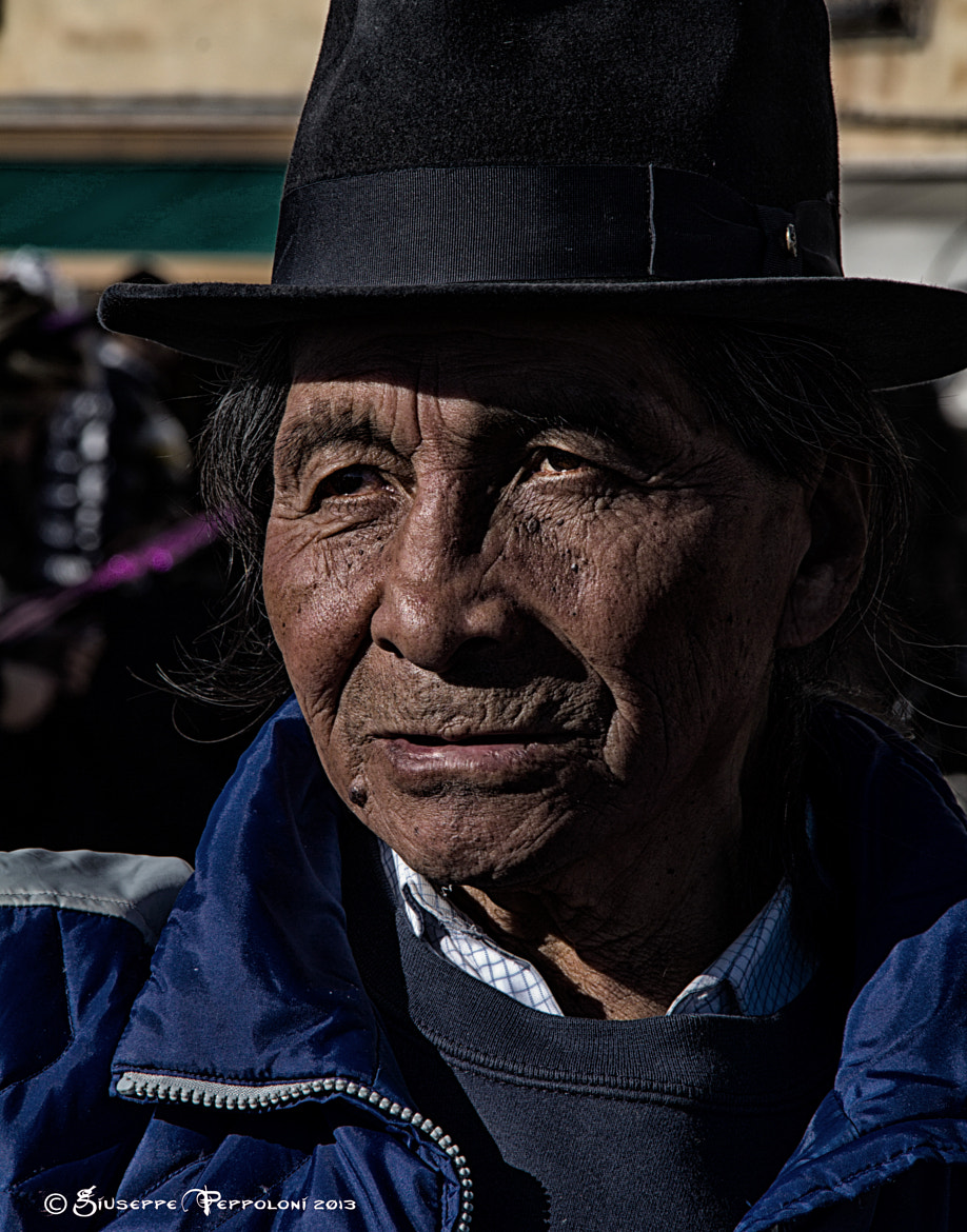 Photograph Portrait of street by Giuseppe  Peppoloni on 500px