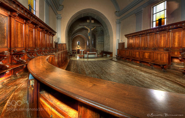 Photograph Basilica Santa Croce (PU) by Giuseppe  Peppoloni on 500px