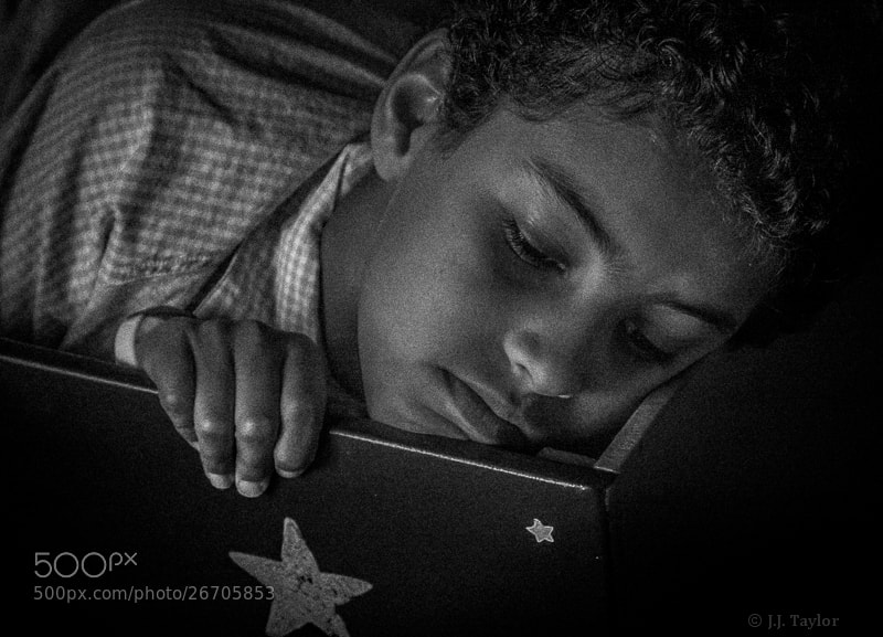 Photograph LITTLE STAR by J.J. Taylor on 500px