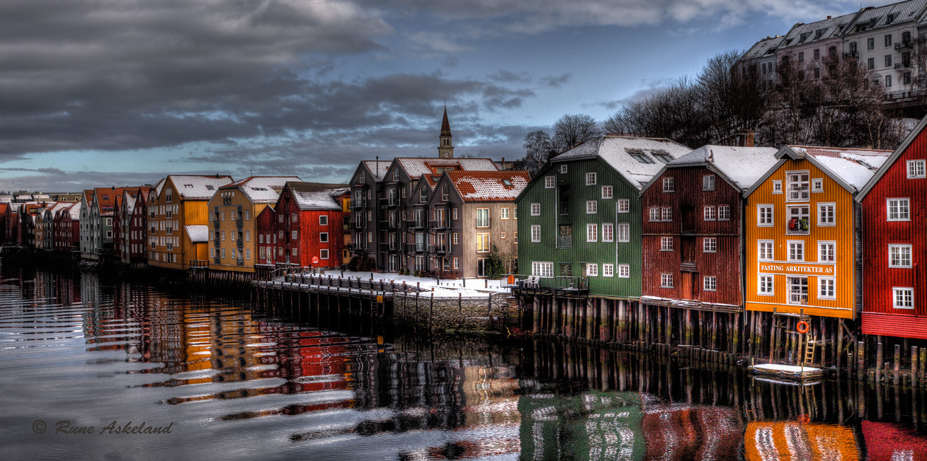 Photograph Nidelven by Rune Askeland on 500px