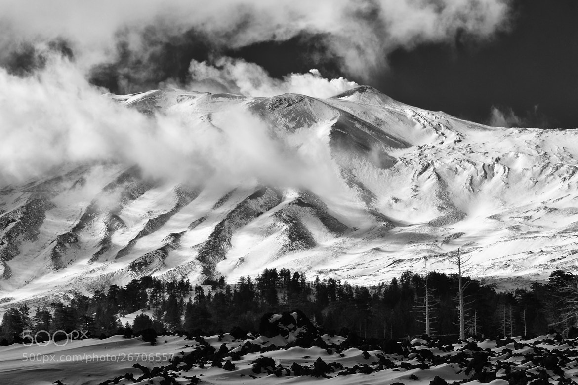 Photograph Majestic volcano by Salvo Mangiaglia on 500px