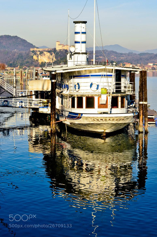Photograph arona lago maggiore by helmut flatscher on 500px