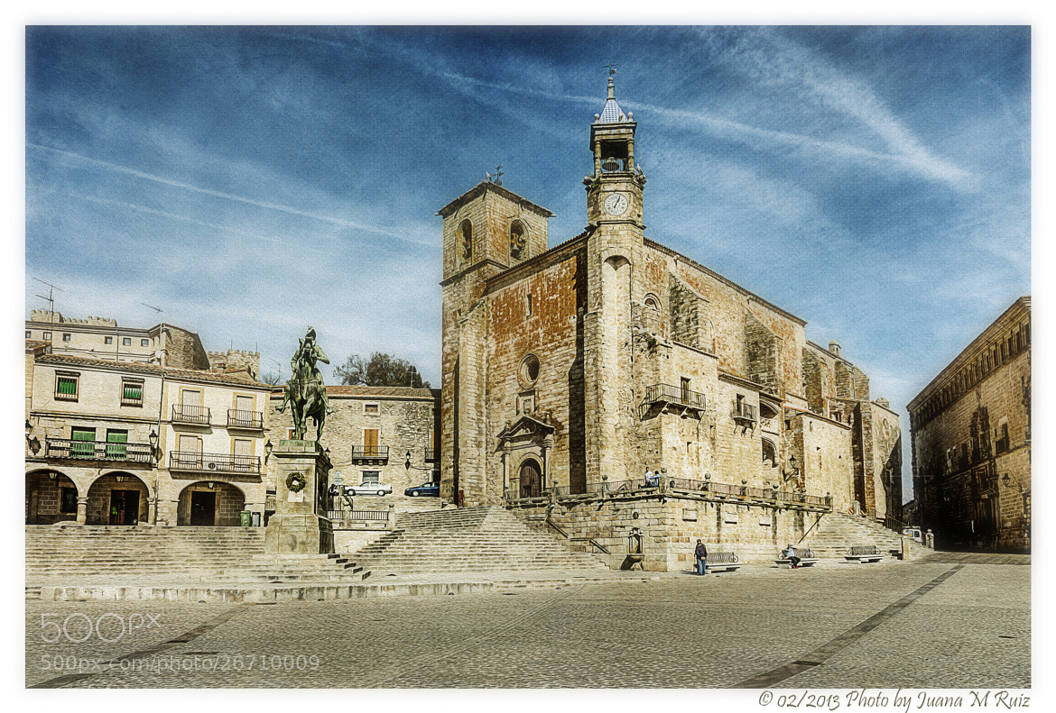 Photograph Plaza Mayor de Trujillo (Caceres) by Juana Maria Ruiz on 500px