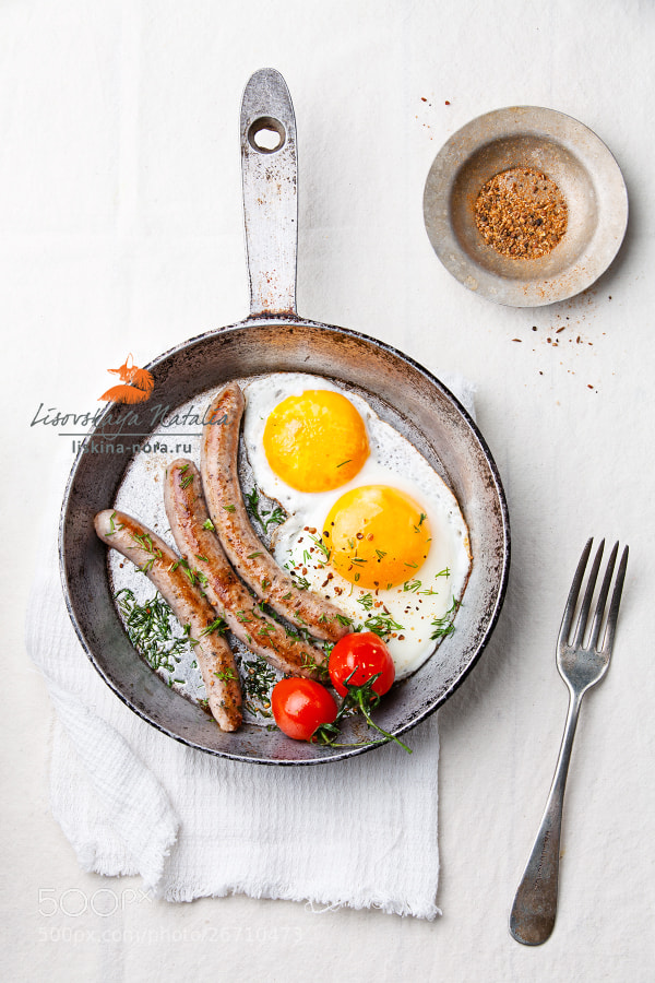Photograph завтрак by Natalia Lisovskaya on 500px
