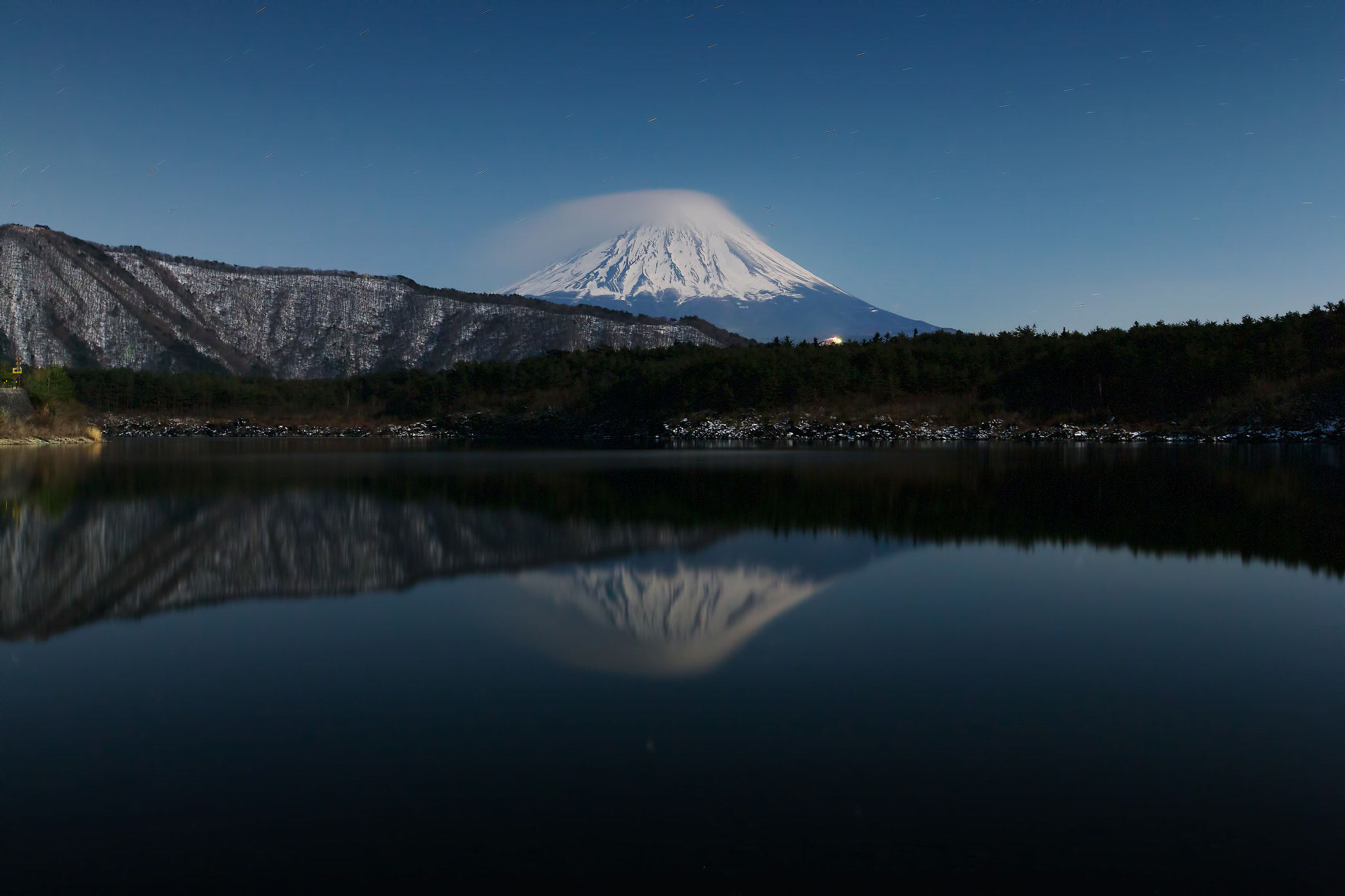 Photograph Mt.Fuji with Longhair by MIYAMOTO Y on 500px