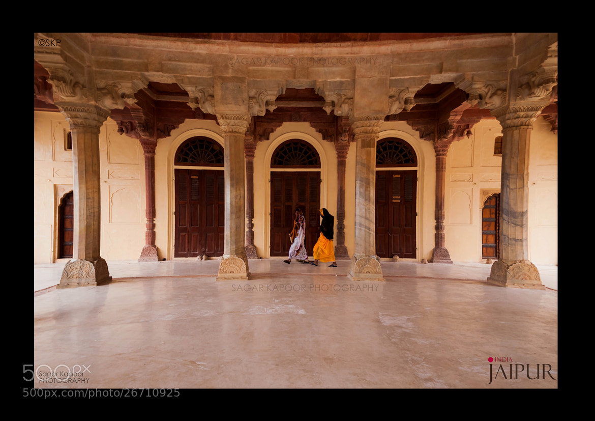 Photograph AMER FORT - 01 by Sagar Kapoor on 500px