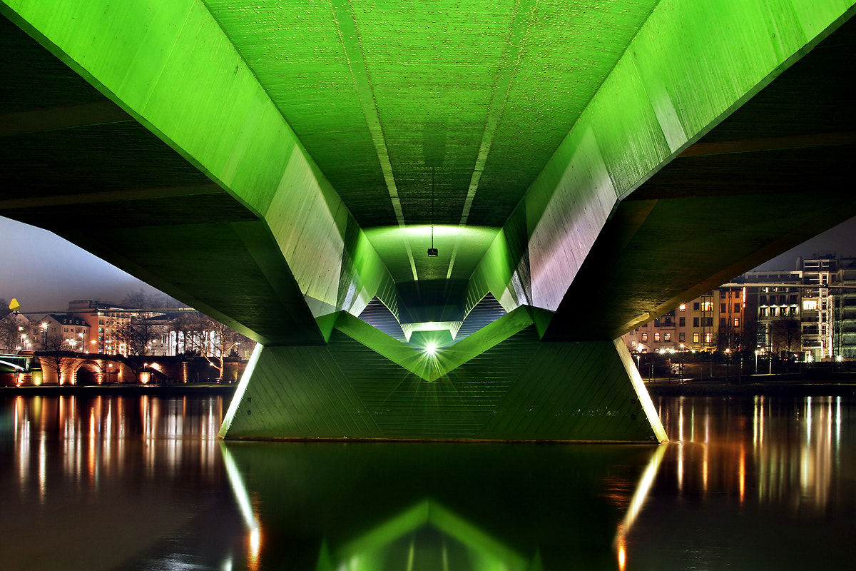 Photograph under the bridge I by Sascha Krause on 500px