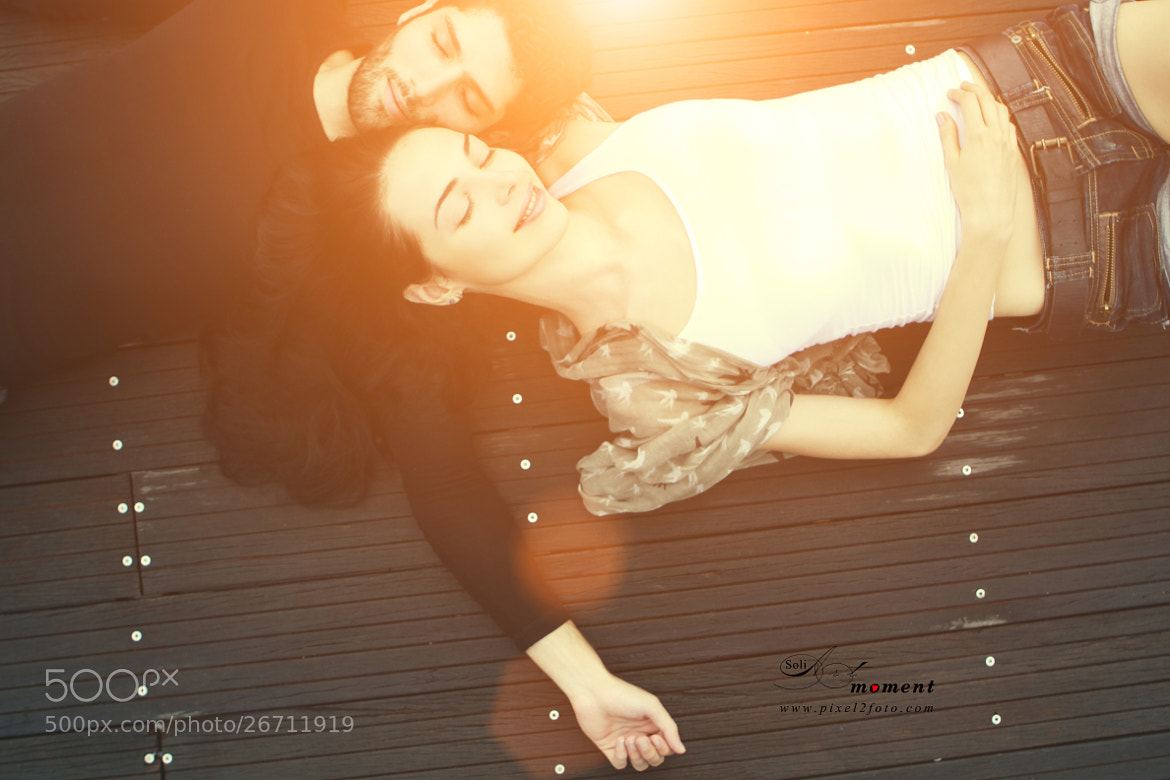Photograph Love is like a friendship by SoliArt Moment on 500px