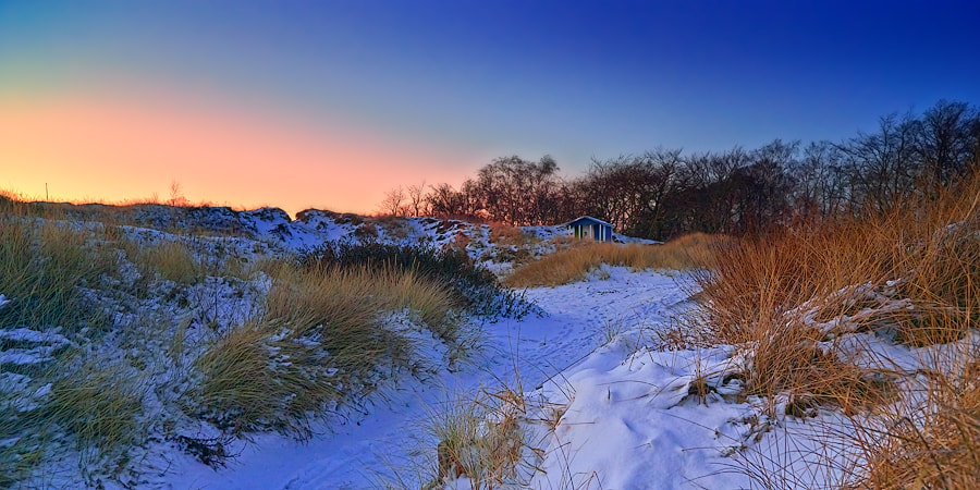 Photograph Falsterbo Winter by Magnus Larsson on 500px