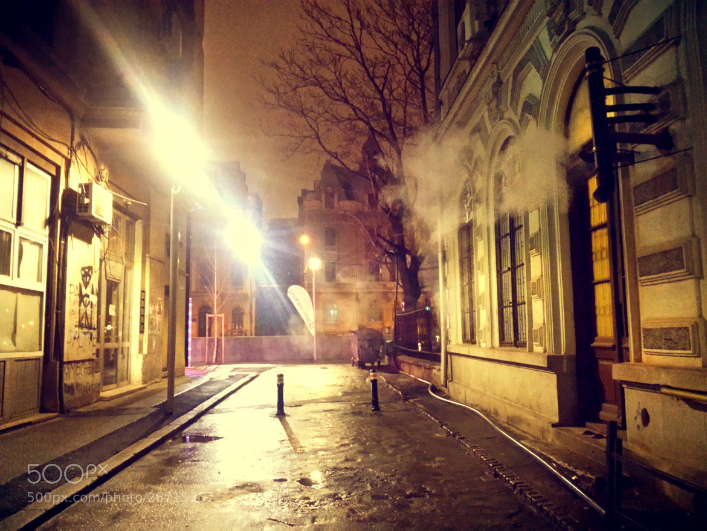 Photograph The spirit street II by Ioana San on 500px