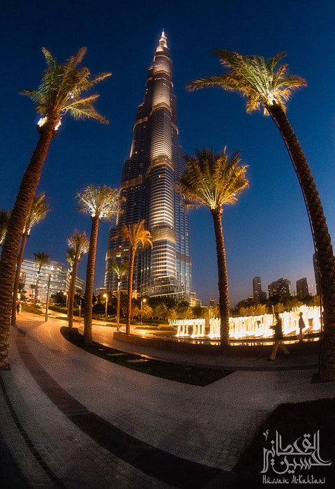 Photograph skyscrapers by Hussain Al-Kahtani on 500px