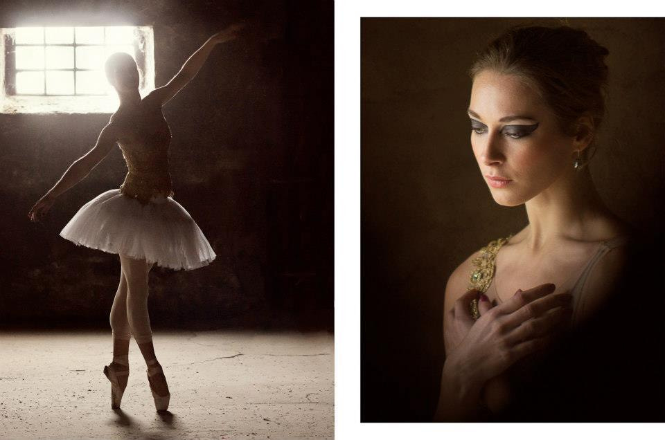 Photograph Ballerina by Justyna  on 500px
