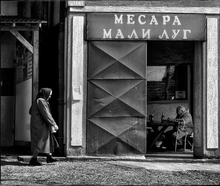 Photograph Belgrado Bar by Chris Bosch on 500px