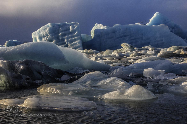 Photograph Icebergs  by Manisha Desai on 500px