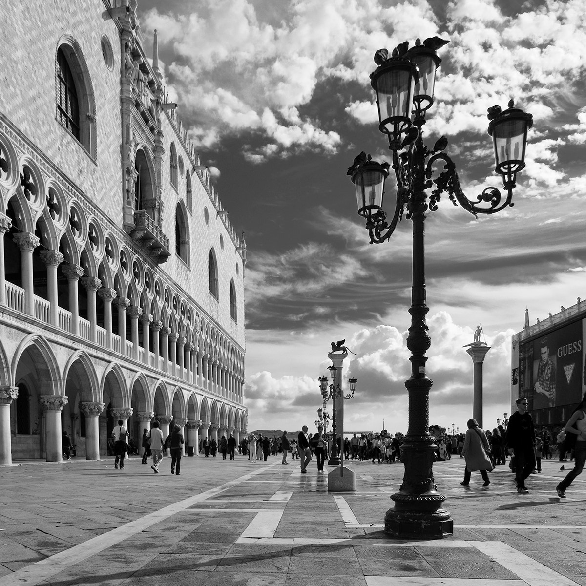 Photograph S. Marco Square_Venice by Manuel Romeo on 500px
