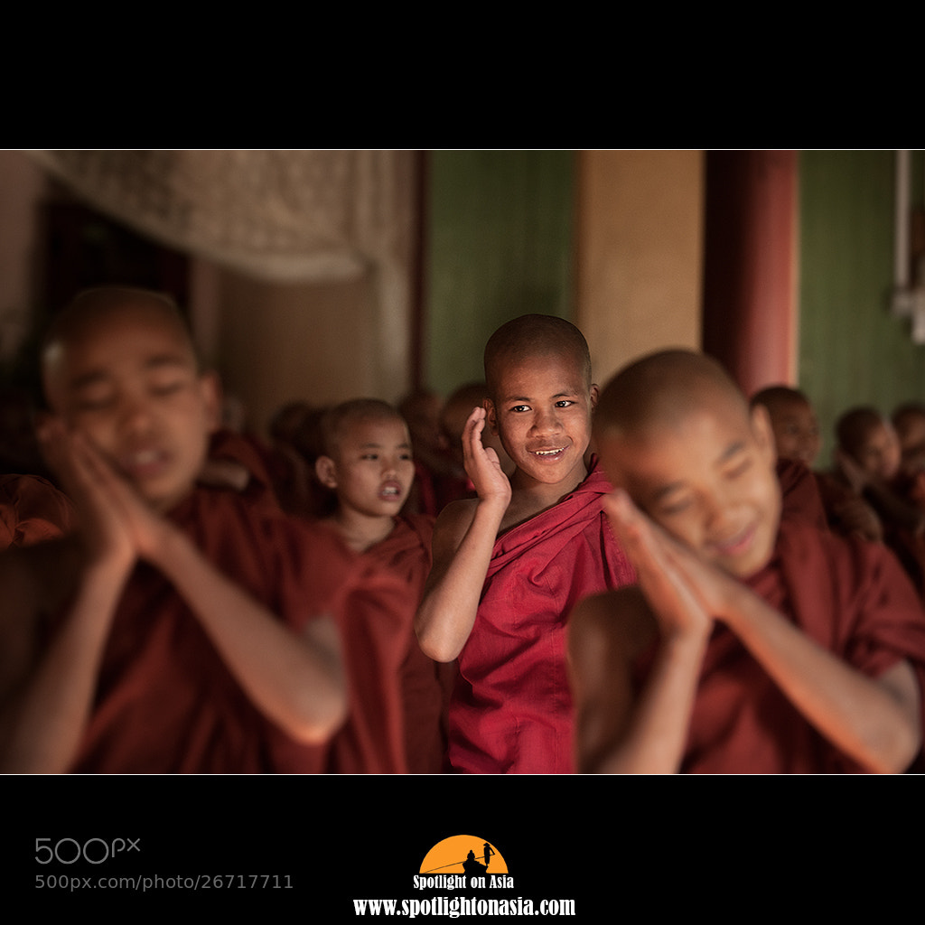 Photograph Singing Novices by Malcolm Fackender on 500px