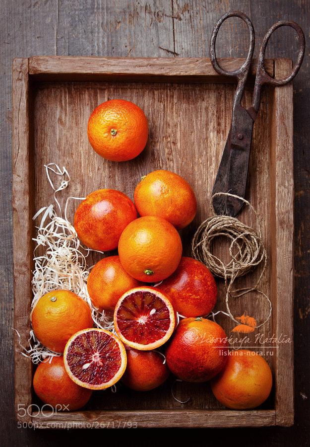 Photograph красные апельсины by Natalia Lisovskaya on 500px