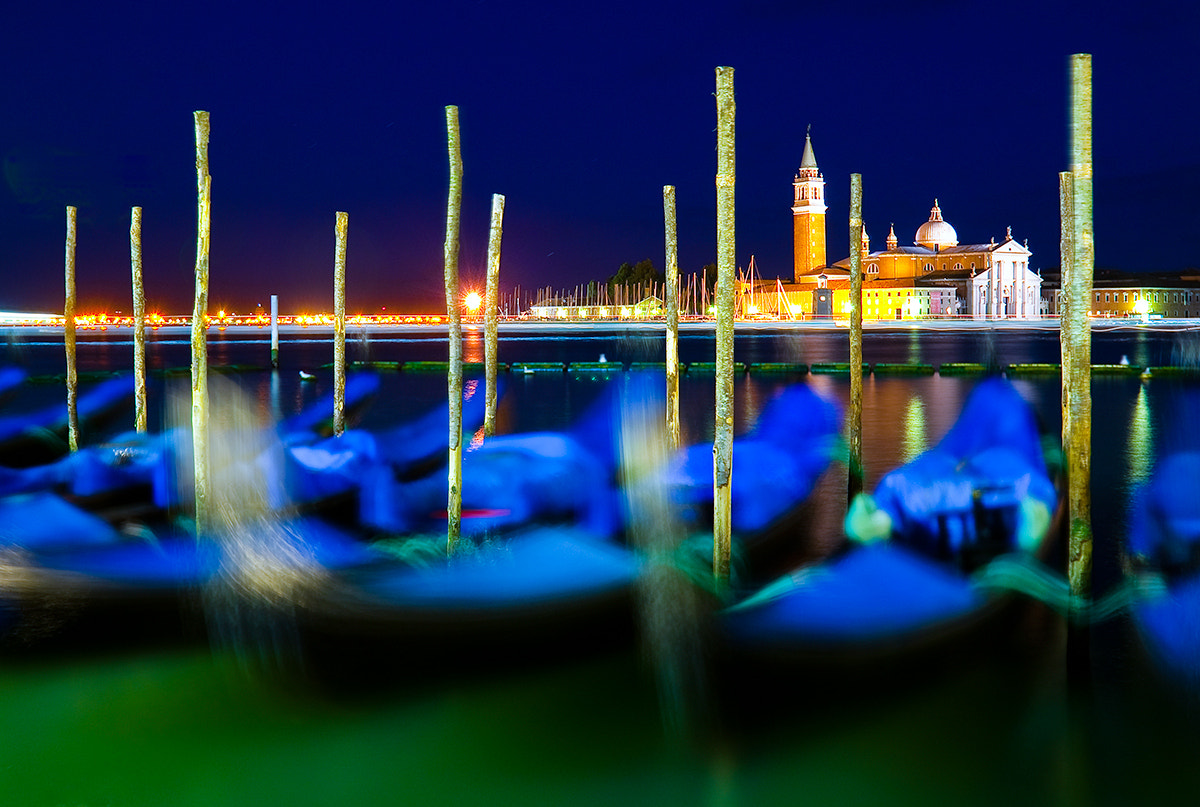Photograph Gondolas and colors_Venice by Manuel Romeo on 500px