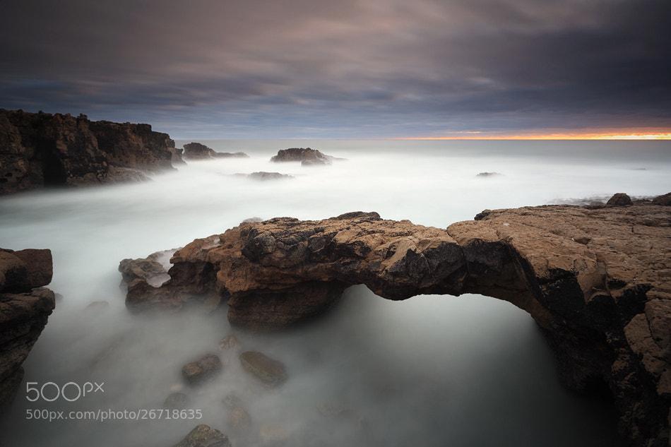Photograph The Ocean Bridge by Alvaro Roxo on 500px